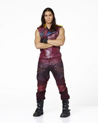 Descendants Tv Show Booboo Stewart As Jay Glossy Photo 8x10 Picture 102