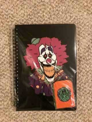 Are You Afraid Of The Dark Notebook With Bookmarks - Nick Box Fall 2019