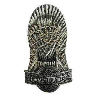 Game Of Thrones Official Hbo Merchandise - Iron Throne Magnet
