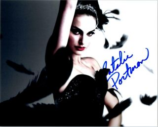 Natalie Portman Autographed 8x10 Signed Photo Picture Pic And