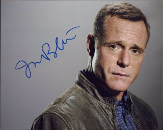 Jason Beghe (chicago P.  D. ) Signed Authentic 8x10 Photo