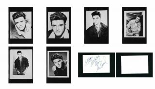 Michael St.  Gerard - Signed Autograph And Headshot Photo Set - Elvis