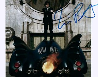 Tim Burton 8x10 Signed Photo Autographed Picture,