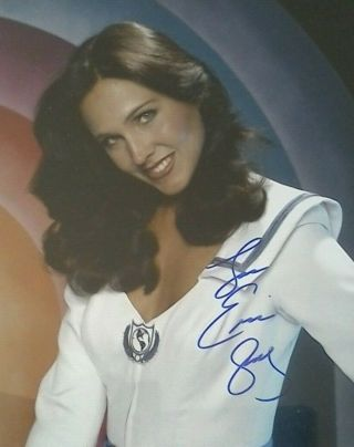 Erin Gray - Signed Autographed 8x10 Photo - Buck Rogers - W/coa
