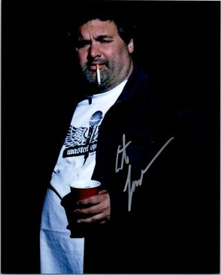 Artie Lange Signed Autographed The Howard Stern Show 8x10 Photo