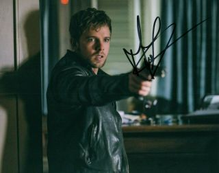Max Thieriot Bates Motel Signed 8x10 Photo Actor Autographed W/coa