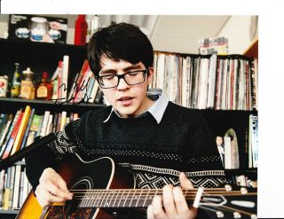 Car Seat Headrest Will Toledo Signed In Library 8x10