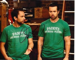 Charlie Day Signed It