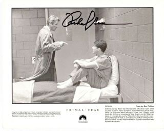 Richard Gere Primal Fear Pretty Woman Autograph Hand Signed 8x10 Glossy