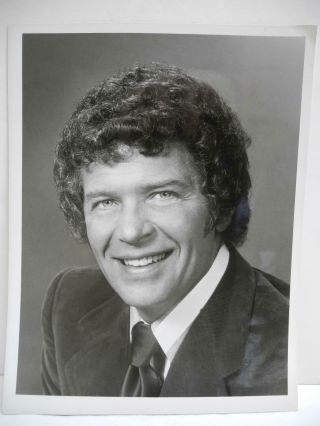 "Robert Reed "" The Brady Bunch "" 1973 Cbs Tv Press Photo"