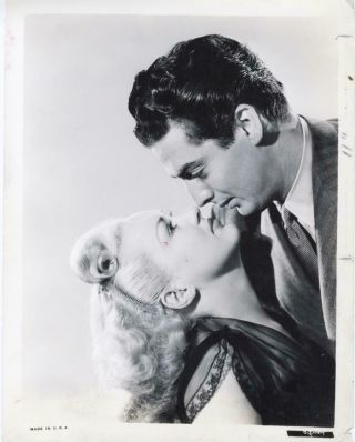 """"""" I Wake Up Screaming """" - Photo - Betty Grable - Victor Mature - Noir"""