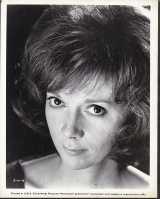 Anna Massey Closeup In Alfred Hitchcock Fenzy 1972 Movie Photo 37988