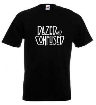 Led Zep Dazed And Confused T Shirt Robert Plant Jimmy Page John Paul Jones