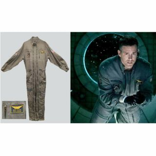 "Ryan Reynolds Flight Suit Worn In The Movie "" Life """
