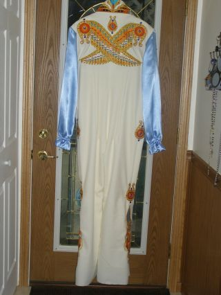 tcb Elvis bicentennial jumpsuit ND BELT 2