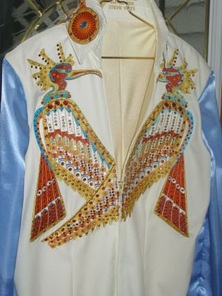 tcb Elvis bicentennial jumpsuit ND BELT 4