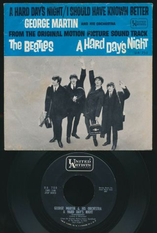 Beatles Very Rare George Martin