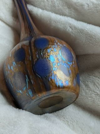 Loetz Austria Handblown Glass Vase - 8