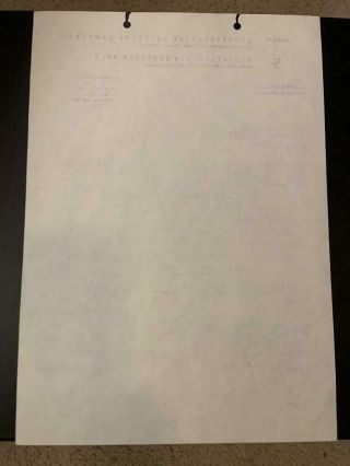 Beatles INCREDIBLE 1969 JOHN LENNON SIGNED CONTRACT CAIAZZO & TRACKS COAs 2