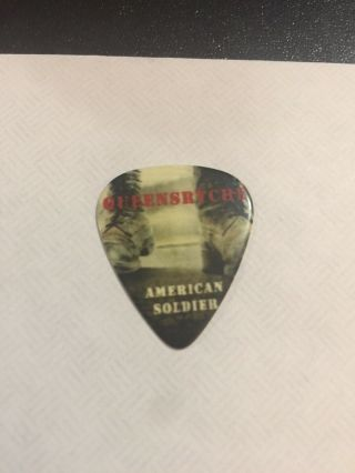 Queensryche Guitar Pick