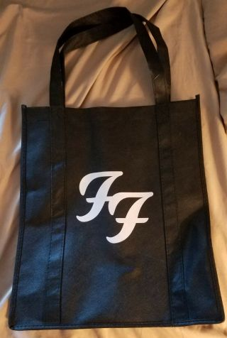 Foo Fighters - Tote Bag