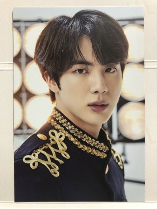 Bts Speak Yourself The Final In Seoul 2019 / Photo Set 1/4 Jin