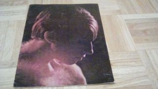 A Evening With Barbra Streisand Rare Book With 20 Pages