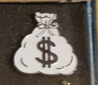 2019 Gene Simmons Moneybag Pin Limited Editition 50 Made