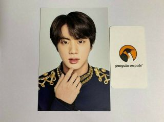 Bts World Tour Love Yourself Speak Yourself Official Md Jin Photo 03