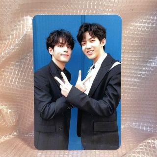 Dowoon Wonpil Official Photocard Day6 3rd Regular Album Entropy The Book Of Us