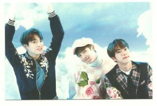K - Pop Bts Bt21 Wings Tour Concert In Seoul Mini Photo Card - Jungkook Rm Jin 6/8