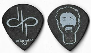 Devin Townsend Project White/black Tour Guitar Pick