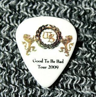 Whitesnake // Doug Aldrich 2009 Good To Be Bad Tour Guitar Pick Dio Dead Daisies