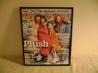 March 6,  2003 Roling Stone Cover Phish Issue 917