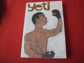 Yeti Mag 7 Joe Brainard Jack Rose Wooden Shjips,  Cd