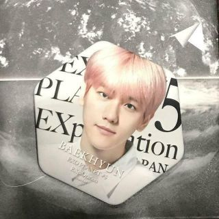 Exo Planet 5 Exploration In Japan Badge /baekhyun / From Japan /