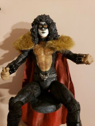 Eric Carr Drummer For Kiss Drumming Doll