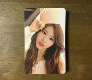 Twice 1st Once Official Photo Card Fanclub Goods - Sana Limited Edition