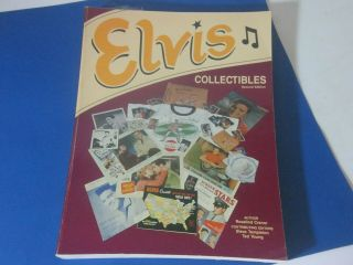 2nd Edition Collectibles Book Elvis Rosalind Cranor