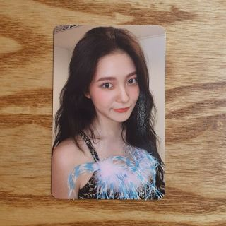 Yeri Official Photocard Red Velvet Mini Album 'the Reve Festival