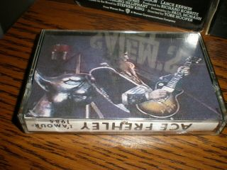 Kiss Ace Frehley L
