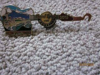 Hard Rock Cafe Marbella 2005 Train Pin