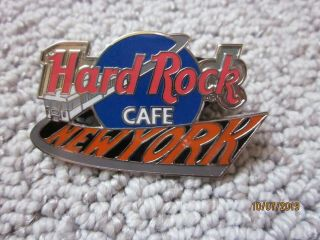 Hard Rock Cafe York Pin