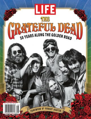Life Special 2019,  The Grateful Dead,  Book - Jerry Garcia