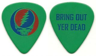 Grateful Dead - Bring Out Yer Dead - Presidential Election Tour Guitar Pick - Bob Weir