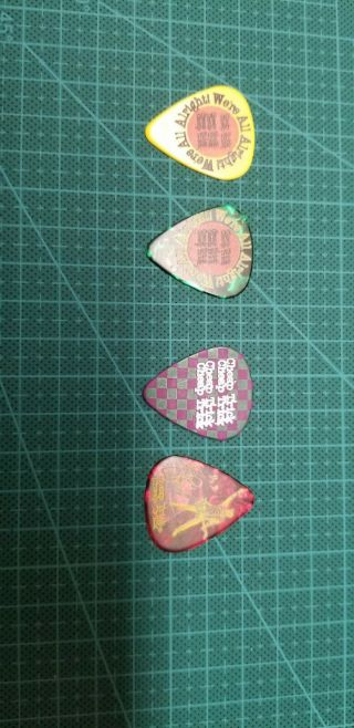 Trick Guitar Picks 2019