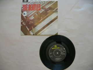 The Beatles (no.  1) - Beatles Ep Wps From England