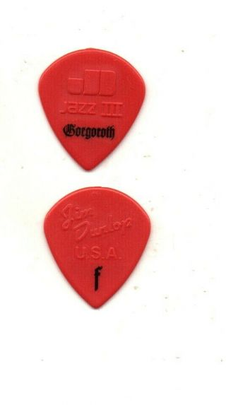 (( (gorgoroth)) ) Guitar Pick Picks Plectrum Very Rare 5