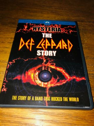 The Def Leppard Story Dvd