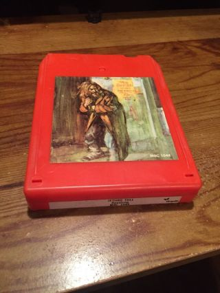 Jethro Tull / Agualung 8 Track Tape